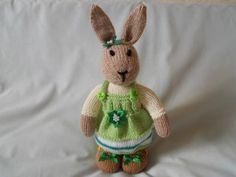 Bridget Bunny