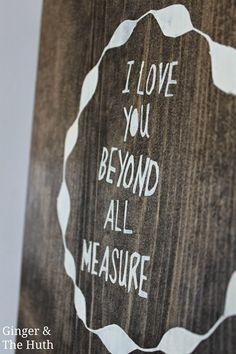 Quote for DIY Growth Chart
