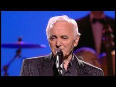 Charles Aznavour - Les deux guitares  - a l'Opera Garnier 2008 - 79 Faust