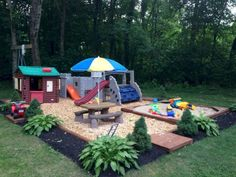 Backyard:Kid friendly backyard without grass playground ideas for preschoolers cool playground ideas new playground ideas backyard play area ideas # Backyard Beach, Cozy Backyard, Modern Backyard, Backyard For Kids, Backyard Projects, Backyard Landscaping, Landscaping Ideas, Pallet Projects, Backyard House