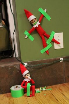 Elf on the Shelf - Double trouble