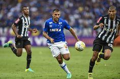 Cruzeiro e Atlético-MG se enfrentaram no Mineirão na última rodada (Foto…