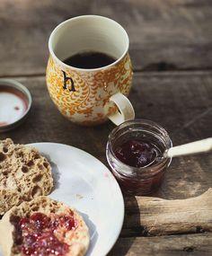 Strawberry Balsamic Black Pepper Jam by honey & jam