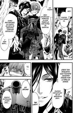 Read Kuroshitsuji That Butler, Cleaning Up online. Kuroshitsuji That Butler, Cleaning Up English. You could read the latest and hottest Kuroshitsuji That Butler, Cleaning Up in MangaHere. Grell Black Butler, Black Butler Funny, Black Butler Sebastian, Black Butler Kuroshitsuji, Ciel Phantomhive, Sebastian X Ciel, Black Butler Characters, Sebaciel, Best Anime Shows