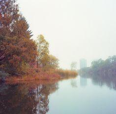 Film Photography Submission by: intelligentsiaslang  High Park Haze | Rolleiflex 2.8F  Intelligentsia Slang