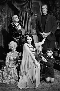 The Munsters (TV Series 1964–1966)