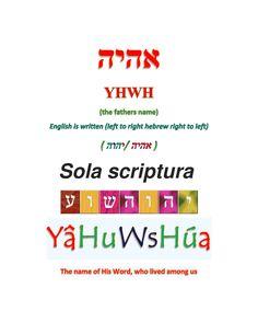 Converting to the Nation of Y'ishra'al (YHWH) by KeiYAH via slideshare