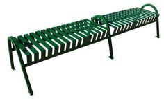 MAIN STREET BENCHES | Victorian Benches | Ornate City Benches by ...