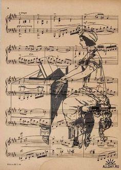 müzik dekupaj