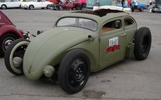 The Ruiners....: volksrods...