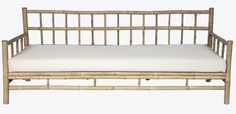 Jacarta lounge sofa Sofa Home, Lounge Sofa, Bench, Cottage, Furniture, Home Decor, Bamboo, Decoration Home, Room Decor