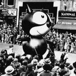 Felix the Cat, the First Macy's Day Parade Balloon
