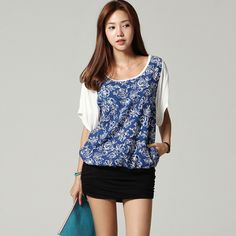 lovely fit pattern ops  $19.25