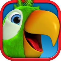 Talking Pierre the Parrot (for Android) -- a free speech app that I will be using! Latest Android, Android Apps, Free Android, Contextual Advertising, Cat Download, Smoke On The Water, Best Selling Books, Best Apps, Rubber Duck