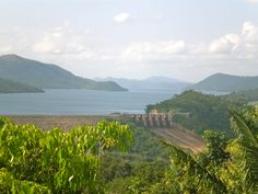 Volta Dam, Ghana    Views that will make you speechless