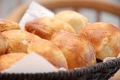 Madbrød med durummel og uden fedtstof (kuvertbrød)