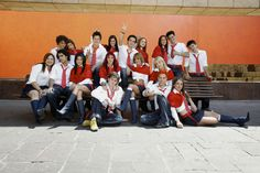 Rebelde 2ª Temporada - HQ! - RBD Fotos Rebelde | Maite Perroni, Alfonso Herrera, Christian Chávez, Anahí, Christopher Uckermann e Dulce Maria