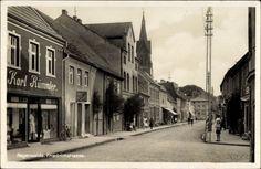 Regenwalde, Friedrichstrasse, Karl Rümmler