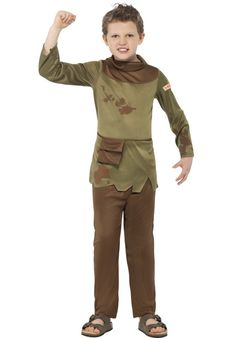 Horrible Histories Chimney Sweep Child Book Week Costume Genuine Brand