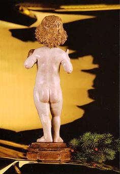 Christuskind, Mecheln + Brüssel, Anf. 16. Jh. Karlsruhe, Badisches Landesmuseum