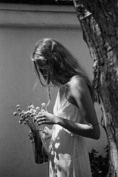 Photography: Henrik Purienne  Model: Mathilda Tolvanen