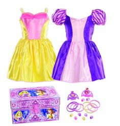 *HOT* Disney Princess Dresses priced as low as $10! Perfect for Halloween costumes or even just for dress up :) ---> http://www.darlindeals.com/2014/10/disney-princess-dresses-as-low-as-10.html