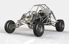 Barracuda Mk II off road buggy