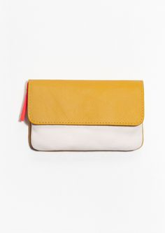 & Other Stories   Clare Vivier Leather Wallet