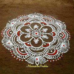 Superb!!! Rangoli Ideas, Rangoli Designs Diwali, Diwali Rangoli, Kolam Designs, Colour Rangoli, Flower Rangoli, Latest Rangoli, Padi Kolam, Indian Rangoli