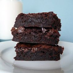 Συνταγή για τα πιο νόστιμα brownies που έχετε φάει ποτέ!