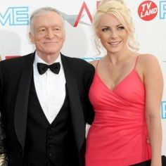 Hugh Hefner and Crystal Harris, 60-Year Age Difference