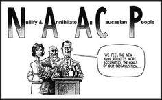 Presumptuous Politics: NAACP Cartoons