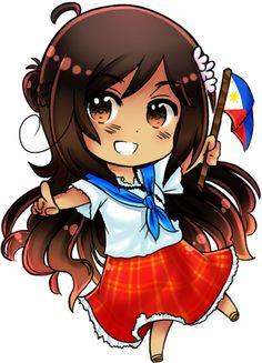 :Maria Juana D. Hetalia Philippines, Filipino Art, Anime Was A Mistake, Hetalia England, Telegram Stickers, Hetalia Characters, Hello Kitty Wallpaper, Country Art, Funny Clips