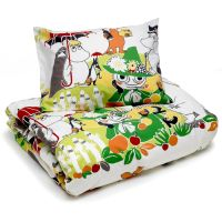 Moomin Pillowcase Duvet Cover Bed set 150 x 210 / 55 x 65 cm Park Finlayson Bed Sets, Floor Chair, Bedding Sets, Baby Items, Duvet Covers, Pillow Cases, Toddler Bed, Decor Ideas, Furniture