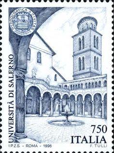 """1996 - """"Scuole d'Italia"""": Università degli Studi di Salerno"""
