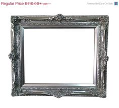ON SALE 16x20 Mirror frame baroque style shabby chic by Fancydecor