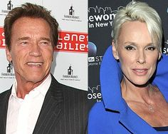 A.Schwarzenegger: «Ναι είχα σχέση με την Brigitte Nielsen!»