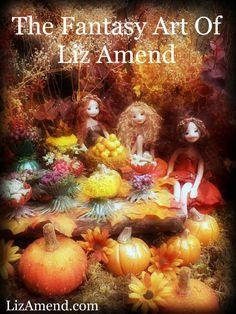 A Fairy Feast  www.LizAmend.com