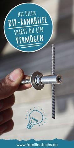DIY: Rankhilfe Selber Bauen U2013 Und Viel Geld Sparen