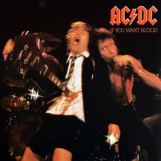 AC/DC / If You Want Blood You've Got It(1LP)  #ClassicRock, #NWOBHM, #Angus