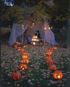 Halloween gazebo