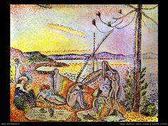 Matisse Luxe, calme et volupté 1904