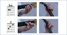 In this guitar lesson you're going to learn 7 of the most basic guitar chords for beginners. These beginning guitar chords are the ones to learn first.