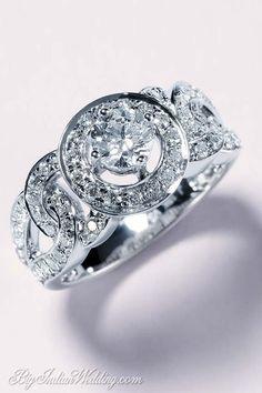 Zoya diamond ring