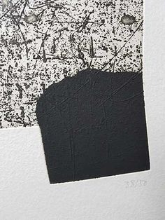 Grabado al Aguafuerte numerado a mano por Eduardo Chillida con título Oinarri en venta Marc Chagall, Collagraph, Printmaking, Texture, Illustration, Artwork, Pattern, Ipad, Interiors
