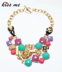 New Styles 2013 Fashion Jewelry Animal World Pendant Necklace