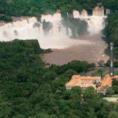 Brilliant - Iguazu Falls in Brazil   CHECK OUT MORE IDEAS AT WEDDINGPINS.NET   #weddings #honeymoon #weddingnight #coolideas #events #forhoneymoon #honeymoonplaces #romance #beauty #planners #cards #weddingdestinations #travel #romanticplaces
