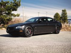 nice 2013 Maserati Quattroporte Project Black Diamond by SR Auto Photos (5)