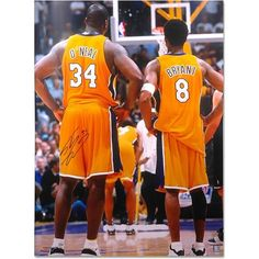 "Shaquille O'Neal Los Angeles Lakers Fanatics Authentic Autographed 30"" x 40"" Photograph - $399.99"