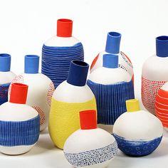 L'atelier des garçons porcelain #patternpod #beautifulcolor #inspiredbycolor